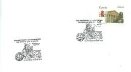 MATASELLOS 2010 LEON - 1931-Hoy: 2ª República - ... Juan Carlos I