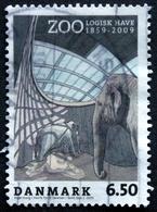 Denmark 2009    ZOO  Elephant   MiNr.1531 ( O)    ( Lot B  883) - Denemarken