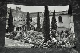 5643   BENEVENTO, CHIOSTRO DI S. SOFIA - Benevento