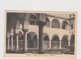 FELTRE (BL)  , Santuario Di S. Vittore, Chiosco   - F.p. - Anni '1930 - Belluno