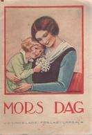 MORS DAG 1934: Mother's Day, Very Rare Edition 32+4 Pg Very Nice Chromo Cover - Libros, Revistas, Cómics