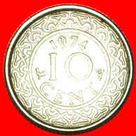 # SHIP: SURINAME ★ 10 CENTS 1974! LOW START ★ NO RESERVE! - Suriname 1975 - ...