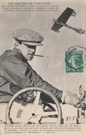 Rare Cpa Hubert Latham - Aviateurs