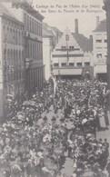 Brugge, Cortège Du Pas De L'arbre D'or, 24 Et 28 Septembre 1907 A Bruges (pk57989) - Brugge