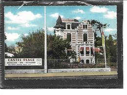 17-ROYAN-Une Vue De L'Hotel-Pension *CASTEL-PLAGE-sur La Grande Conche-Prop.André STRUL - Royan