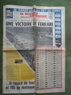 24 H Du Mans 1960.Victoire De Ferrari. - 1950 à Nos Jours