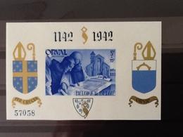 BL21** Orval. - Blocs 1924-1960
