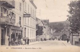 Vosges - Gérardmer - Rue De La Gare - Gerardmer