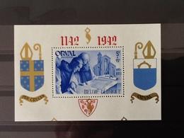 BL20A** Orval. - Blocs 1924-1960