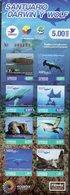 Equateur Ecuador 2762/69 Baleine, Requin, Tortue, Raie, Dauphin, Oiseau - Mundo Aquatico