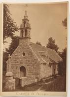 La Chapelle De Penvern. Bretagne. Finistère. - Lieux