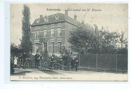 Schrieck Schriek Ket Kasteel Van Mr Dierickx - Heist-op-den-Berg