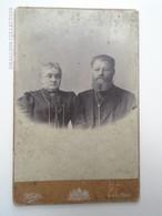 ZA190.4  Old Photo  - Szászrágen -Reghin - Atelier Georg HEITER  -  Romania   Ca 1900 - Persone Anonimi