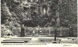 MALONNE   Pensionnat  La Grotte De N D  De Lourdes. - Namen