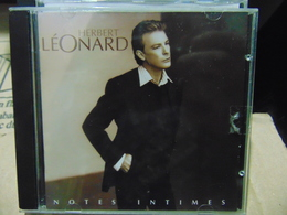 Herbert Léonard- Notes Intimes - Musique & Instruments