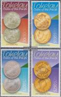 Tokelau 394-397 (complete Issue) Unmounted Mint / Never Hinged 2009 Coins The In Tokelau Umliefen - Tokelau