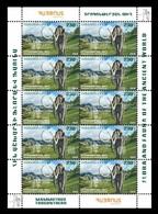 Armenia 2019 Mih. 1112 Fauna Of The Ancient World. Steppe Mammoth (M/S) MNH ** - Arménie