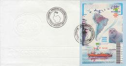 BRAZIL 1997 FDC With Seal.BARGAIN.!! - Philatélie Polaire