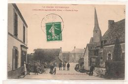 Coulonges Les Sablons - Entree Du Pays -  CPA° - France