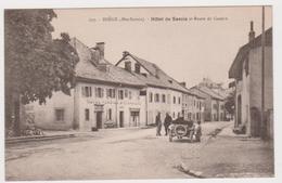 Boëge, Hôtel De Savoie - Boëge