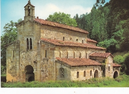 Spain Villaviciosa Church OfSt Salvadorat Valdedidos Postcard Unused Good Condition - Asturias (Oviedo)