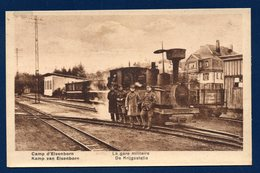 Camp D' Elsenborn. La Gare Militaire - Elsenborn (camp)
