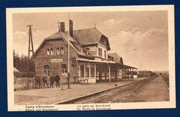 Camp D' Elsenborn. La Gare De Sourbrodt - Elsenborn (camp)