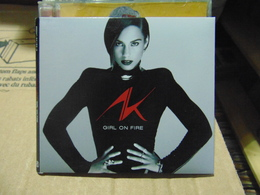 Alicia Keys- Girl On Fire   (digipak) - Dance, Techno & House