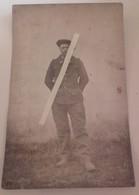1914 Albertville Savoie Chasseurs Alpins à Pieds 22 Eme Bataillon  Tranchée Poilus 1914 1918 WW1 - War, Military