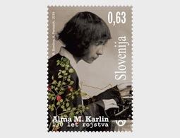 Slovenië / Slovenia - Postfris/MNH - Alma Karlin 2019 - Slovenië