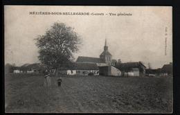 45, Mezieres Sous Bellegarde, Vue Generale - France