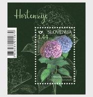 Slovenië / Slovenia - Postfris/MNH - Sheet Flowers 2019 - Slovenië