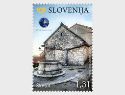 Slovenië / Slovenia - Postfris/MNH - Toerisme 2019 - Slovenië