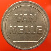 KB313-1 - VAN NELLE - Rotterdam - WM 22.5mm - Coffee Machine Token - Professionnels/De Société