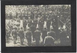 CPA Serbie Serbia Non Circulé Les Crimes Autriche Hongrie Carte Photo RPPC - Serbia