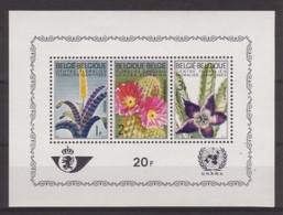 BLOC NEUF DE BELGIQUE - FLORALIES GANTOISES 1965 N° Y&T 38 - Plants