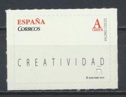 °°° SPAGNA - CREATIVIDAD - 2015 MNH °°° - 1931-Oggi: 2. Rep. - ... Juan Carlos I