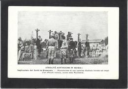 CPA Serbie Serbia Non Circulé Les Crimes Autriche Hongrie Exécution - Serbia