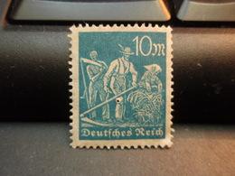 Timbre Deutsches Reich  Paysans Pendant La Moisson 10m Non Oblitéré Beau Timbre - Ungebraucht