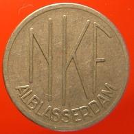 KB315-1 - NKF ALBLASSERDAM - Alblasserdam - WM 20.0mm - Coffee Machine Token - Professionals/Firms