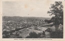 Cartolina - Postcard -   Viaggiata -   Sent  -  Ascoli  Piceno, Panorama. - Ascoli Piceno