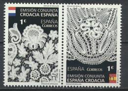 °°° SPAGNA - CROACIA ESPANA - 2015 MNH °°° - 2011-... Nuovi & Linguelle