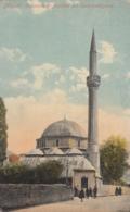 AK - Bosn. Herzeg. - MOSTAR - Karadozbeg-Moschee Mit Sauerwaldgasse 1912 - Bosnien-Herzegowina