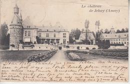 AMAY - Château De Jehay  ( Oblitération )  PRIX FIXE - Amay