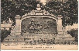 L35B104 - Chartres - Le Monument Du Pasteur  - PH  N°133 - Chartres