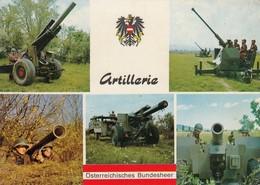 Austria Austrian Army Artillerie Artillery Canon Antiaircraft Gun , Bazuka 1970 - Materiaal