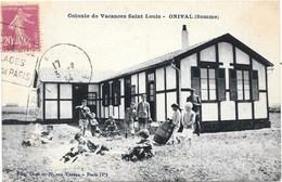 Onival NA1: Colonie De Vacances Saint Louis 1934 - Onival