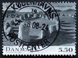 Denmark 2008   Minr.1495  (O) Burial Mound ( Lot  B 942 ) - Oblitérés