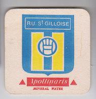 Sous Bock RU St Gilloise - Publicité