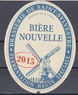 Etiquette (label) De Biere Française  ( Beer, Cerveza, Birra, Bier);Brasserie Des-Hauts-de France - Bier
